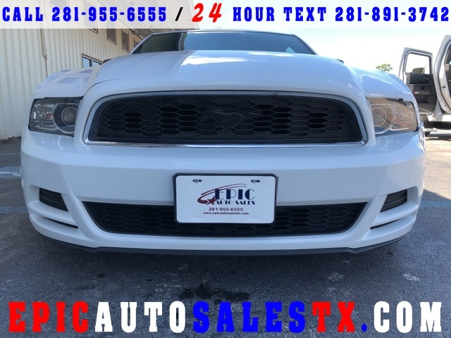 FORD MUSTANG 2014 price $13,500
