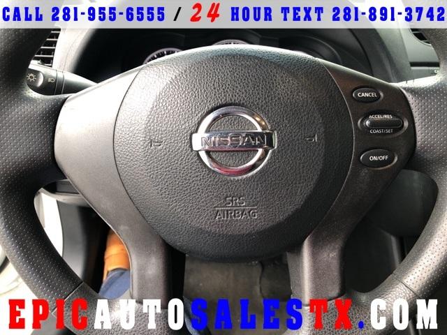NISSAN ALTIMA S 2011 price $8,900