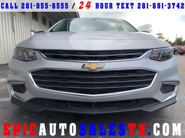 CHEVROLET MALIBU LS 2018 price $16,000
