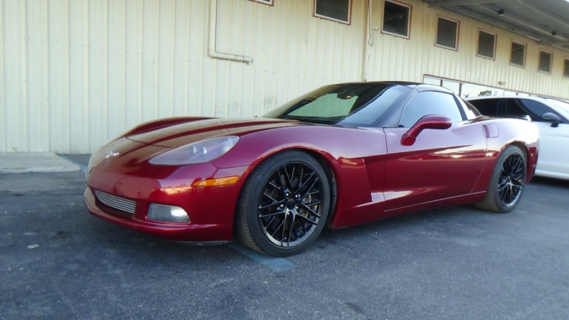 CHEVROLET CORVETTE 2005 price $19,000