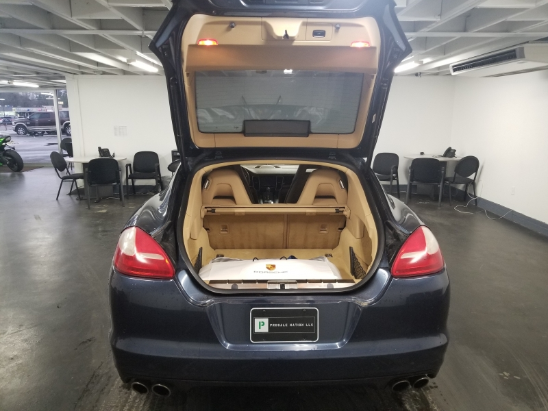 Porsche PANAMERA S LOADED/LOW MILES 2010 price $31,500