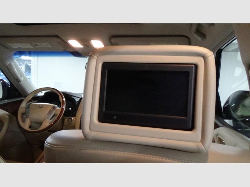 INFINITI QX80 2015 price $28,000