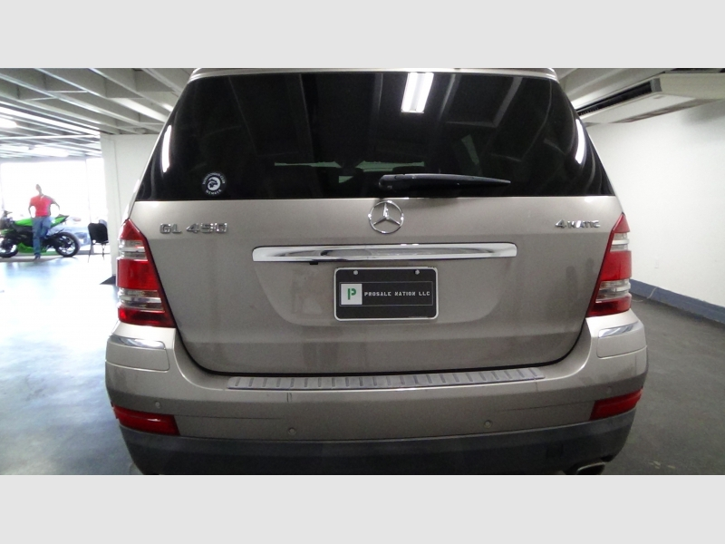 MERCEDES-B GL 450 4MA 2008 price $15,500