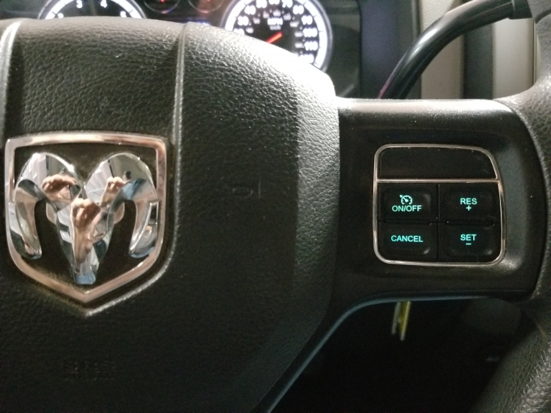 Dodge RAM 1500HD V8 HEMI 2012 price $13,900