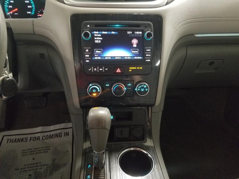 Chevrolet TRAVERSE THIRD ROW 2017 price $17,500
