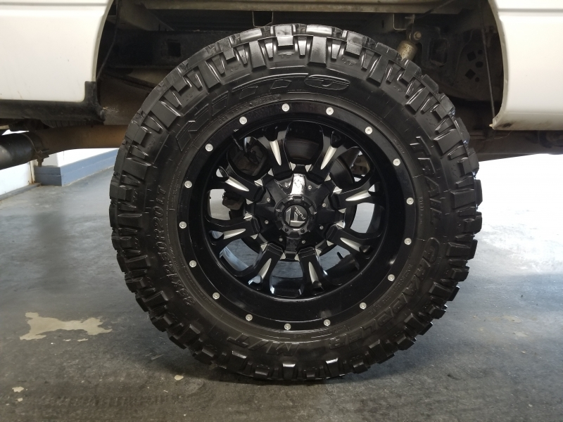 Ford LIFTED F150 4X4 FUEL PREMIUM ALLOYS 2013 price $20,500