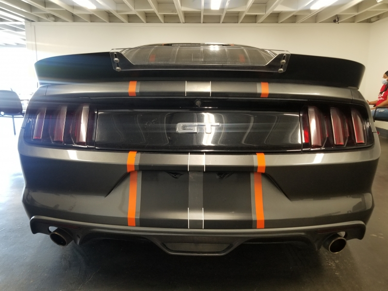 Ford MUSTANG GT PERFORMANCE PKG 2016 price $23,000