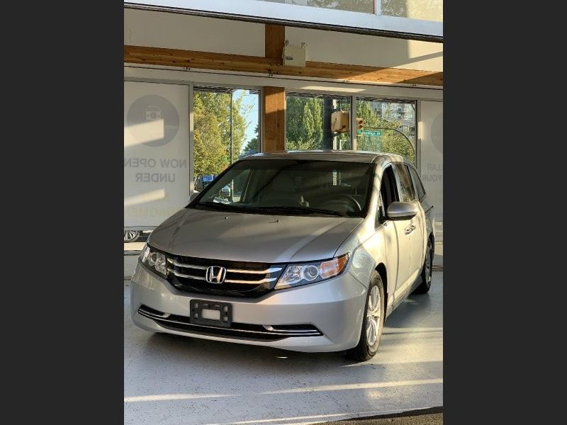 Honda Odyssey 2015 price $26,895