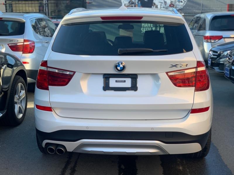 BMW X3 2015 price $29,895