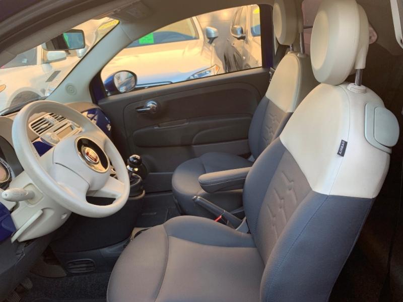 Fiat 500 2012 price $4,395