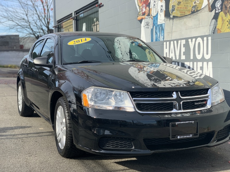 Dodge Avenger 2014 price $10,895