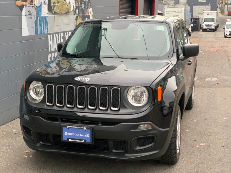 Jeep Renegade 2016 price $12,895