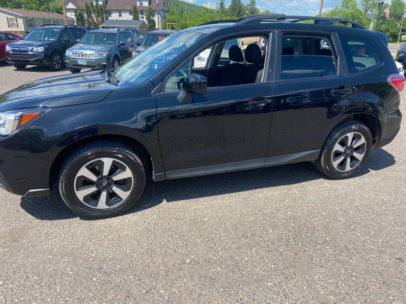 Subaru Forester 2018 price $18,000
