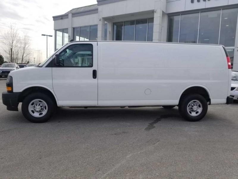 Chevrolet Express Cargo Van 2018 price $27,695