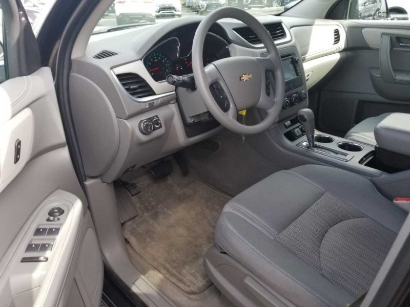 Chevrolet Traverse 2017 price $27,495