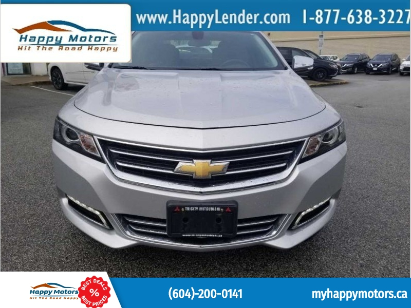 Chevrolet Impala 2018 price $26,488