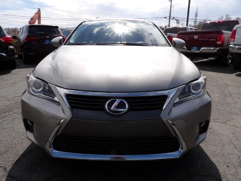 Lexus CT 200h 2017 price Call for Pricing.