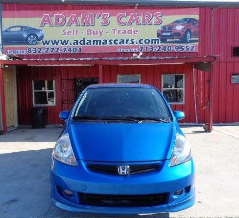 Honda Fit 2007 price $3,995 Cash