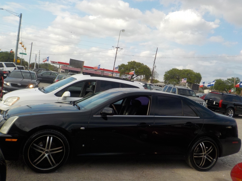 Cadillac STS 2007 price $3,999