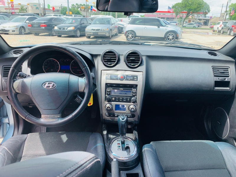 Hyundai Tiburon 2007 price $4,995 Cash