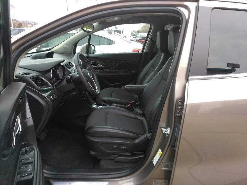 Buick Encore 2015 price $12,900