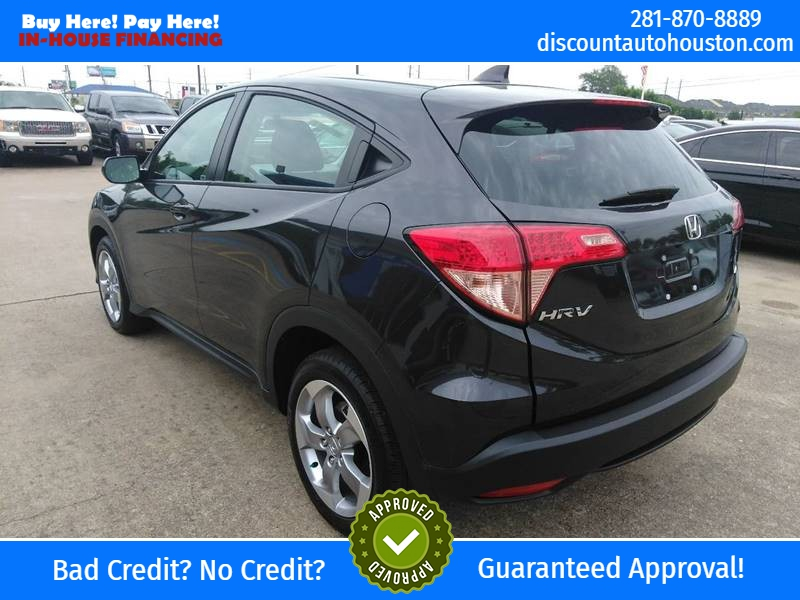 Honda HR-V 2017 price $17,900