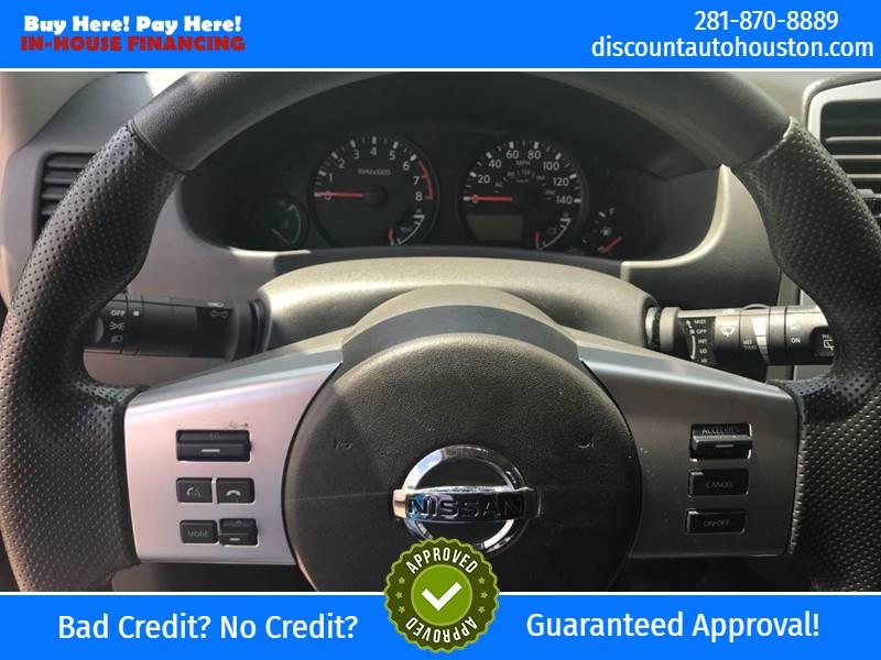 Nissan Xterra 2015 price $15,500