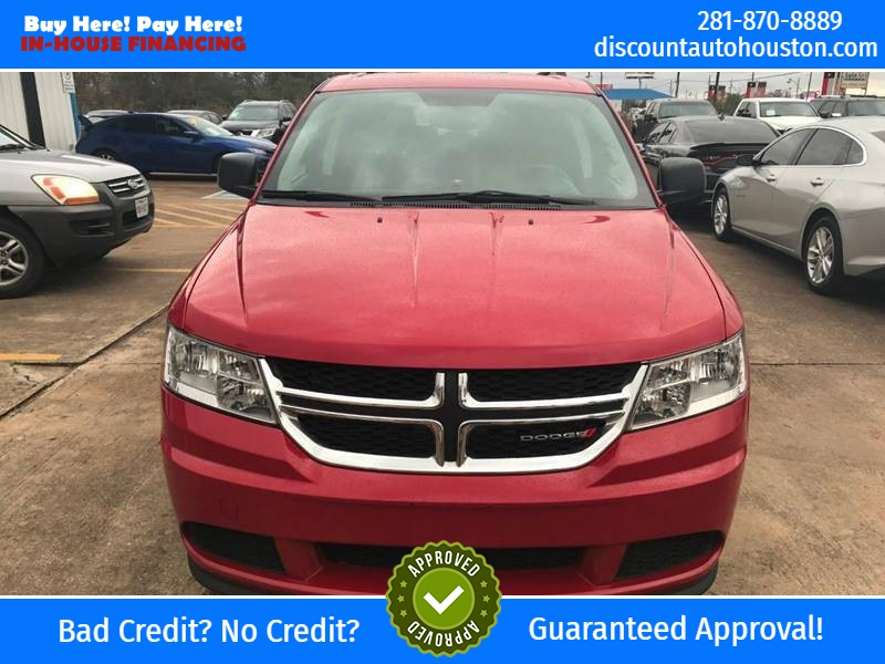 Dodge Journey 2016 price $12,900