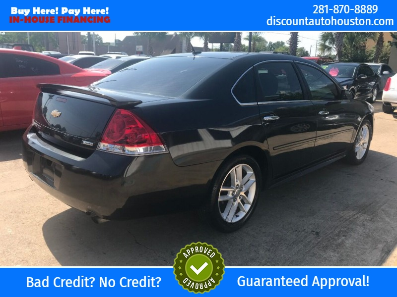 Chevrolet Impala Limited 2016 price $15,900