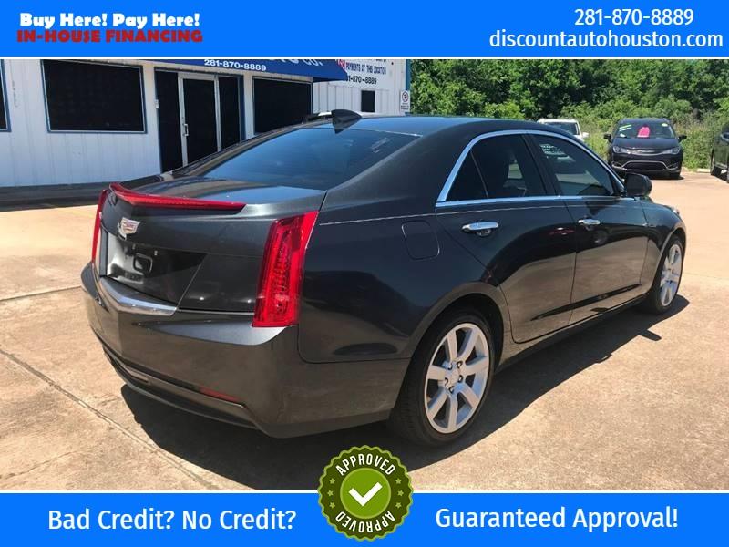 Cadillac ATS 2016 price $17,900
