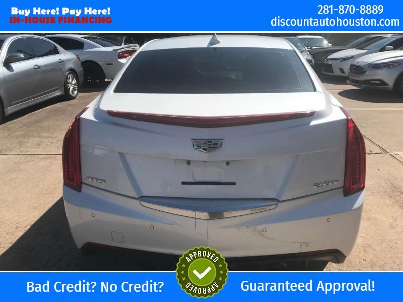 Cadillac ATS 2015 price $19,500
