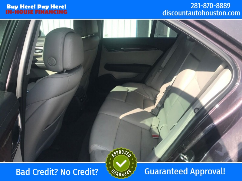 Cadillac ATS 2014 price $19,900