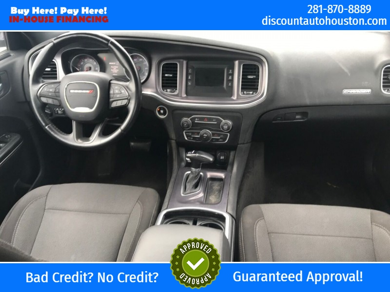 Dodge Charger 2015 price $16,900