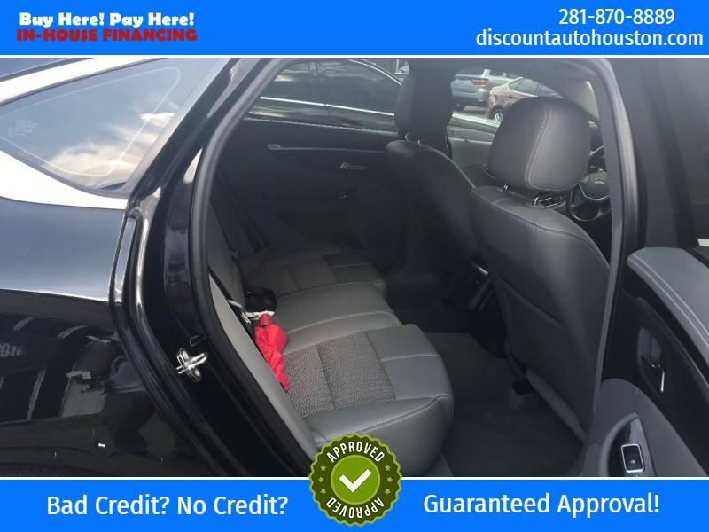 Chevrolet Impala 2017 price $17,900