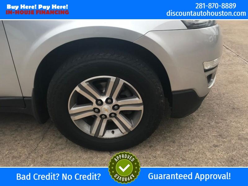 Chevrolet Traverse 2015 price $16,900
