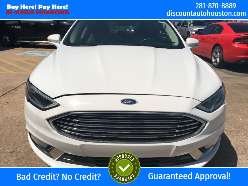 Ford Fusion Hybrid 2018 price $15,900