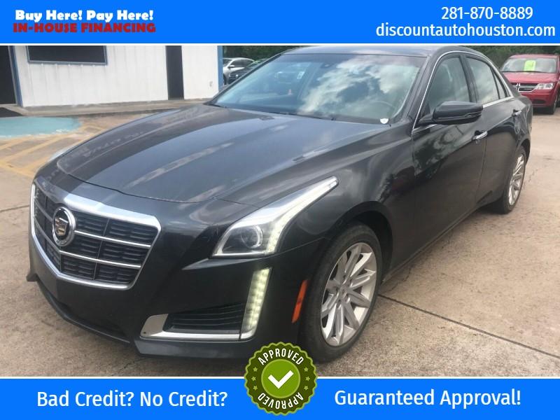 Cadillac CTS 2014 price $15,900