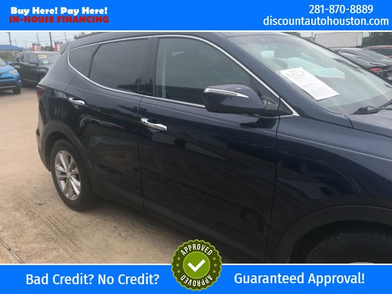 Hyundai Santa Fe Sport 2017 price $20,900