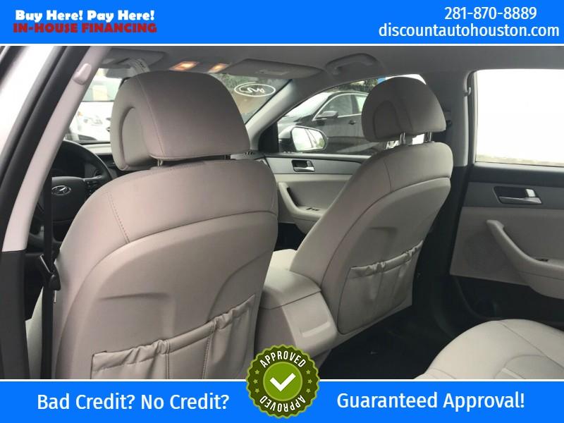 Hyundai Sonata 2017 price $16,995
