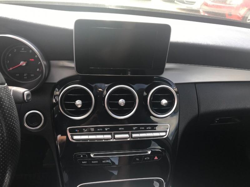 Mercedes-Benz C-Class 2015 price $23,900