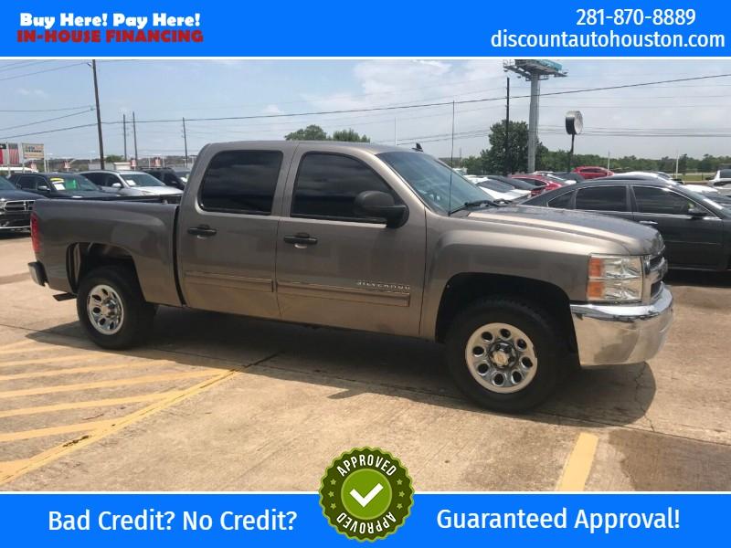 Chevrolet Silverado 1500 2012 price $13,900