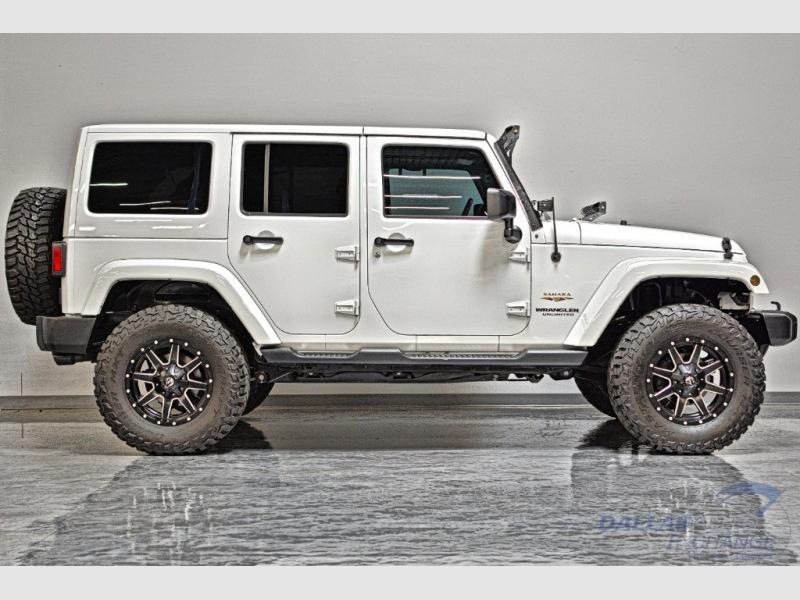 Jeep Wrangler Unlimited 2015 price $34,989