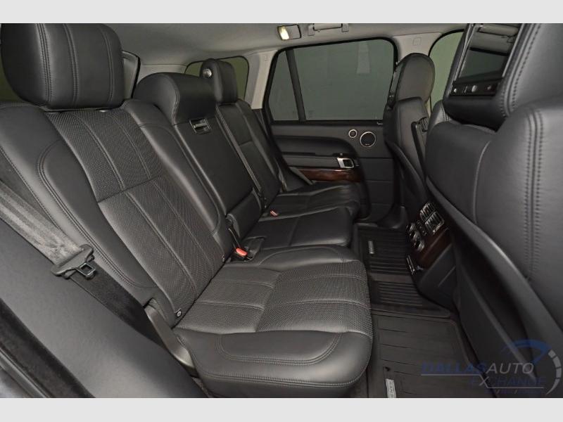 Land Rover Range Rover 2016 price $55,989