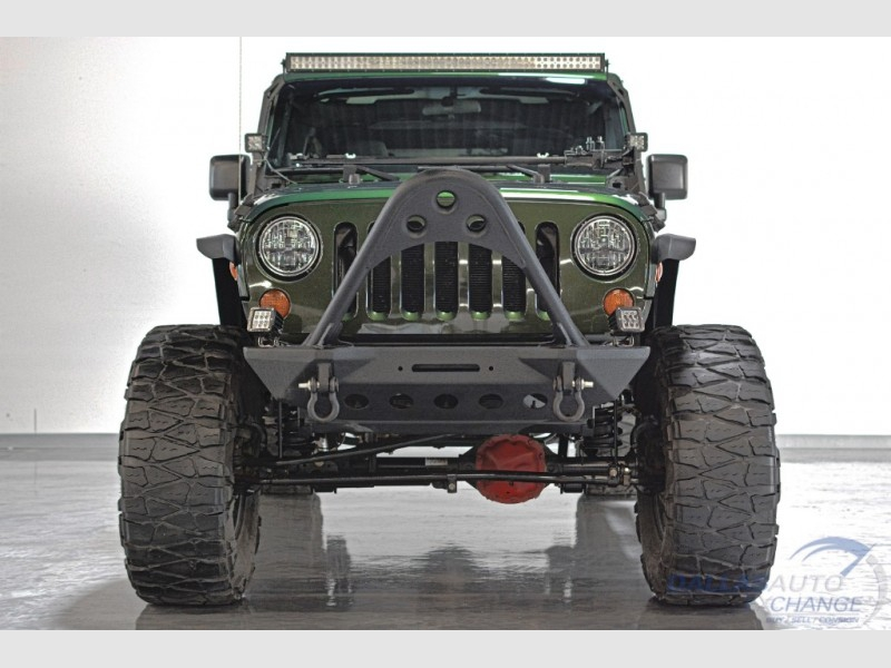 Jeep Wrangler Unlimited 2011 price $26,989