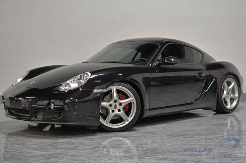 Porsche Cayman S 2006 price $29,989