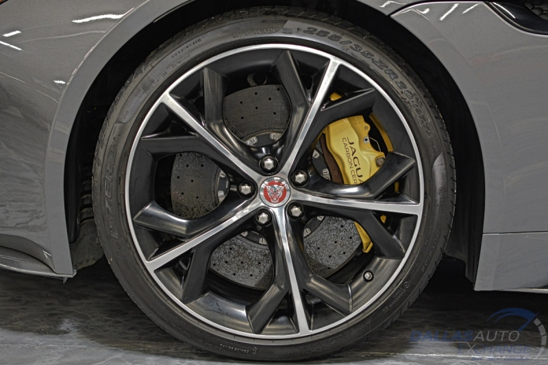 Jaguar F-TYPE 2016 price $62,989