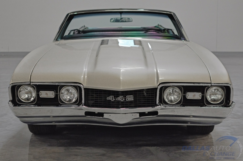 Oldsmobile Cutlass 1968 price $29,989