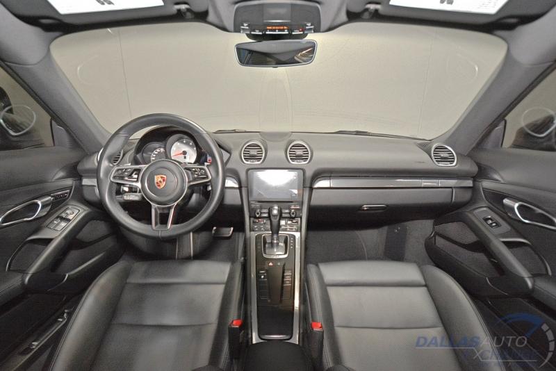 Porsche 718 Cayman S 2017 price $54,989