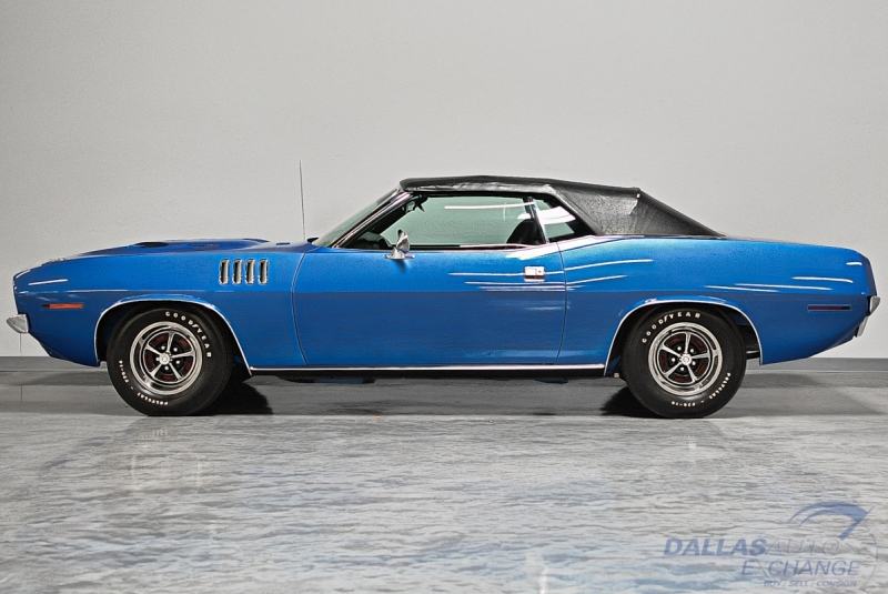 Plymouth Barracuda 1971 price $799,000