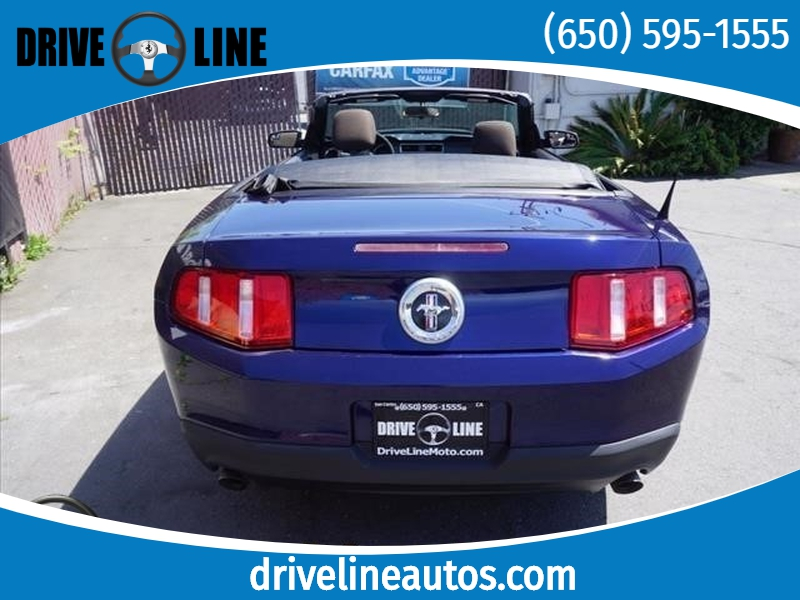 Ford Mustang 2011 price $8,795